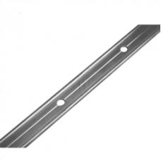 Планка прижимная алюминиевая РОКС 2000х25х2,5 мм