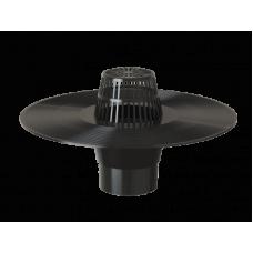 Воронка без обжимного фланца (эконом) V 110x140