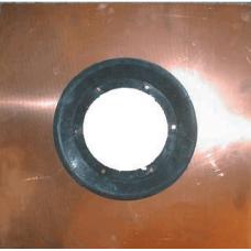 Уплотнительный комплект HL84.CU с медным листом d 500мм