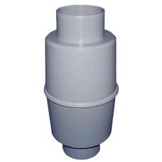 Клапан HL603/1 с механическим запахозапирающим устройством DN110