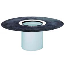Насадная деталь HL350.1H 180мм/d 145мм с битумным полотном