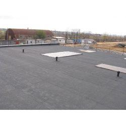 Минеральная вата для плоской крыши промышленных зданий
