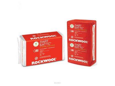 Базальтовая вата Rockwool Лайт Баттс (1000х600х50 мм)