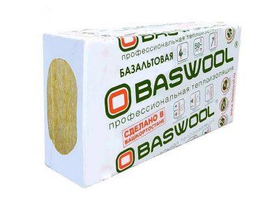 Базальтовая вата Baswool Вент-Фасад 80 (1200х600х100 мм)