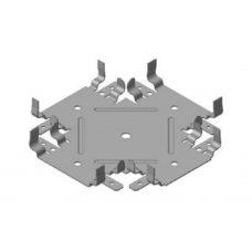 Краб (Соединитель профилей 1-уровневый П60х27)