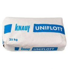 Шпатлевка гипсовая Кнауф Унифлот 25 кг