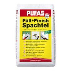 Шпатлевка гипсовая Pufas Glatt-und Fullspachtel №3 20 кг