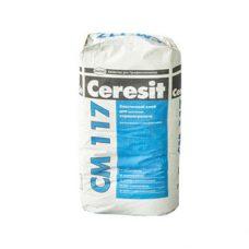 Клей для плитки эластичный универсальный Ceresit СМ 117/25 25 кг