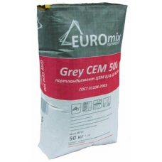 Цемент Евромикс М-500 50 кг