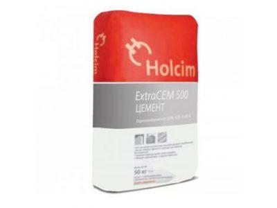 Цемент М-500 Holcim 50 кг