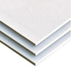 Гипсокартонный лист ГКЛ Кнауф стандартный 2500х1200х12,5 мм