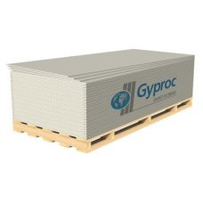 Гипсокартонный лист ГКЛ Gyproc Оптима 2500х1200х12,5 мм