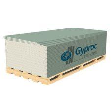 Гипсокартонный лист ГКЛВ Gyproc Аква Лайт 2500х1200х9,5 мм