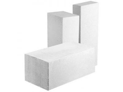 Блок из ячеистого бетона Bonolit газосиликатный D500 перегородочный 600х300х200 мм