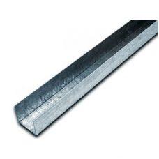 Профиль направляющая ПН 27х28 3м, толщина металла.0.6мм